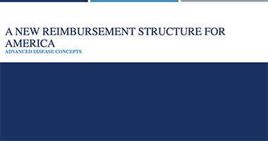 A New Reimbursement structure for America