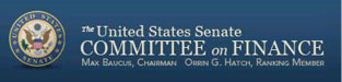 Senate Finance Committee Chronic Care Reform